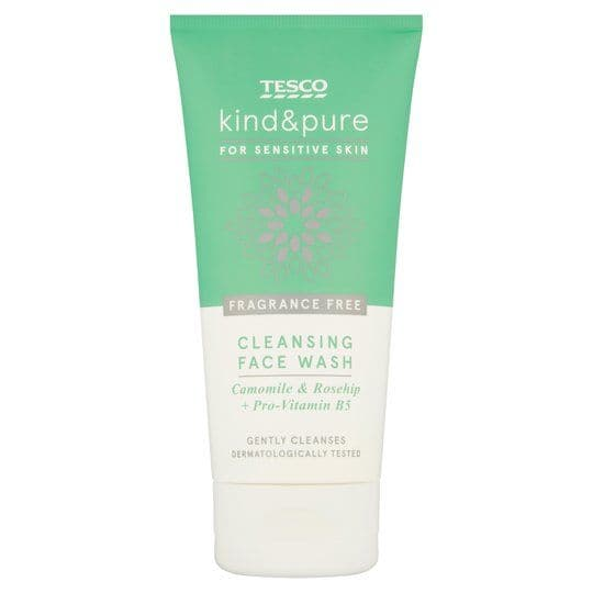 Tesco Kind & Pure Cleansing Face Wash 150ml