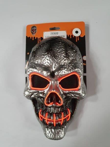 Tesco LED Skull Mask