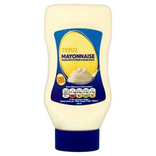 Tesco Mayonnaise 450ml