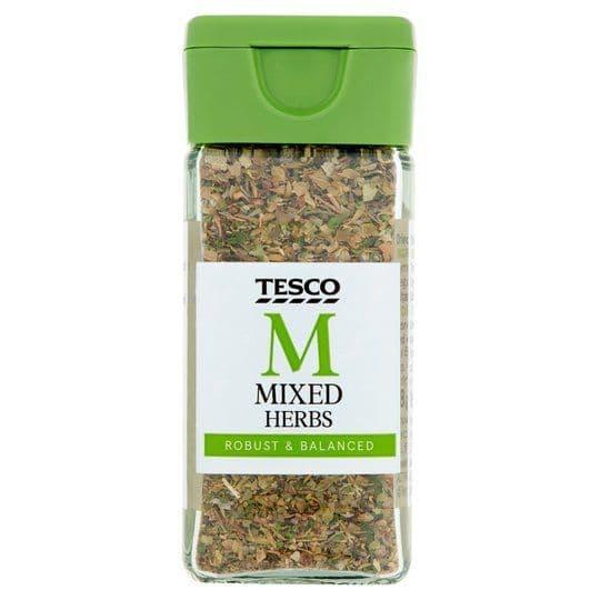 Tesco Mixed Herbs 18g