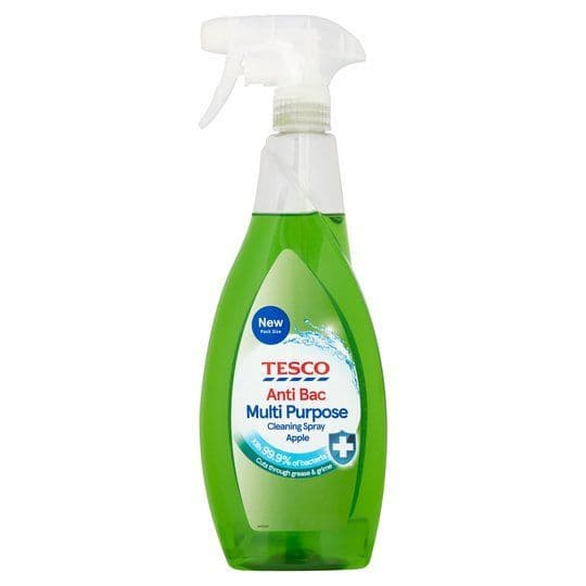 Tesco Multipurpose Spray APPLE 750ml