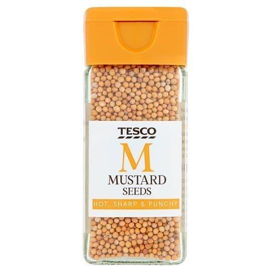 Tesco Mustard Seeds 70g