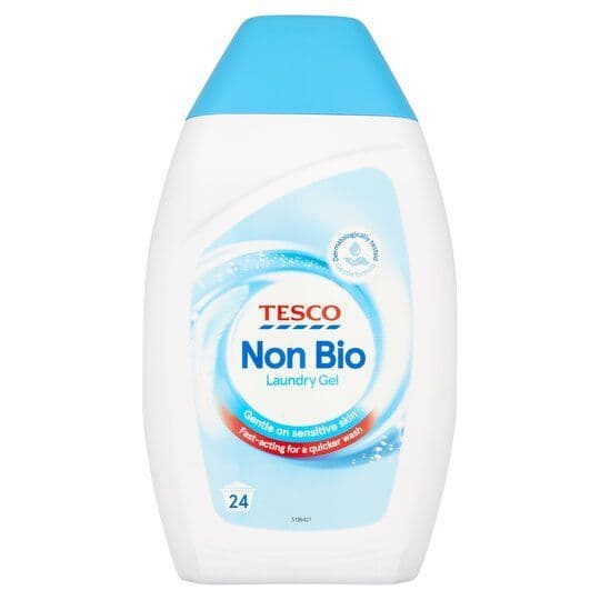 Tesco Non Bio Laundry Gel 720ml
