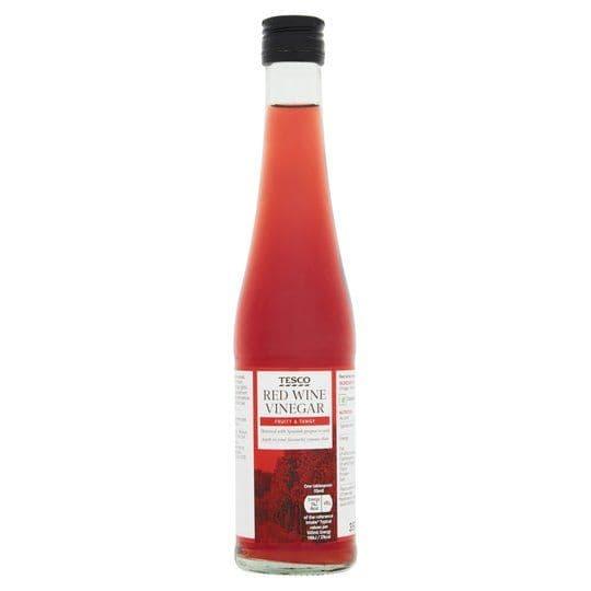Tesco Red Wine Vinegar 350ml