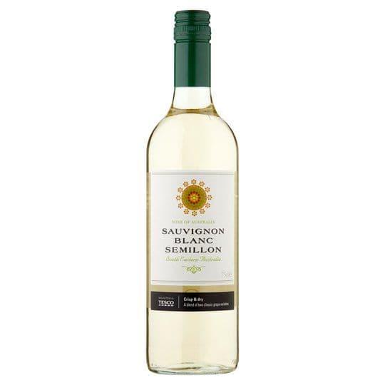 Tesco Sauvignon Blanc Semillon 75cl