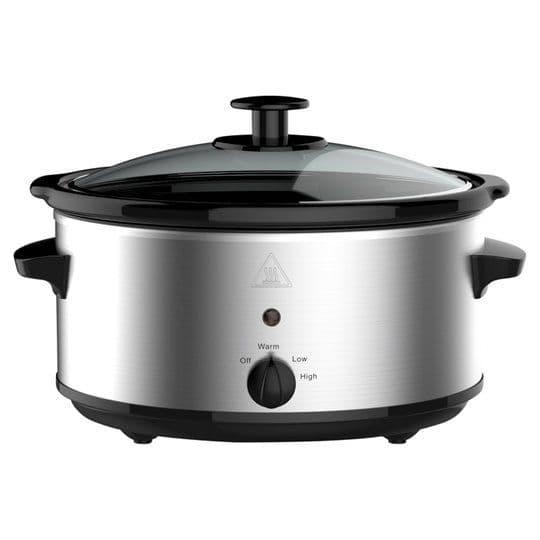 Tesco SCSS12 3L Slow Cooker