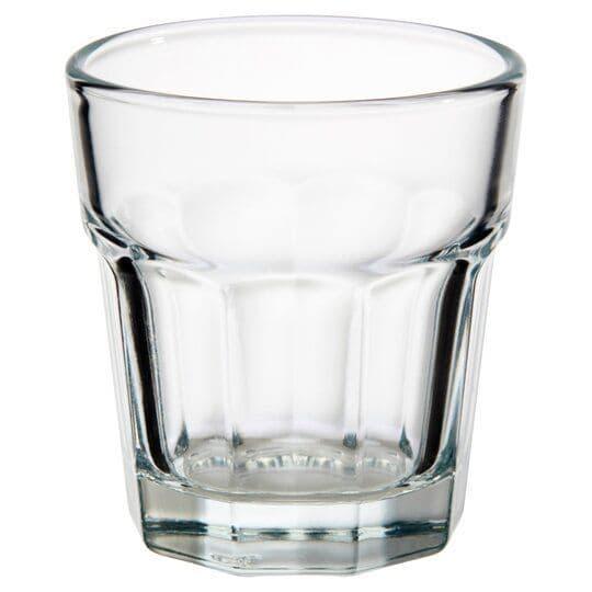 Tesco Shot Glass 4pk