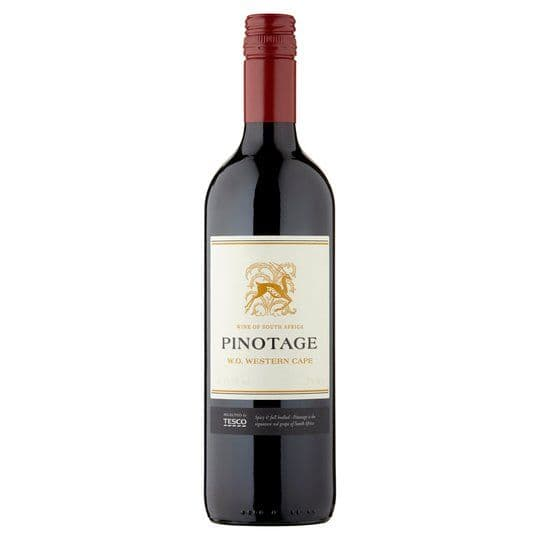Tesco South African Pinotage 75cl
