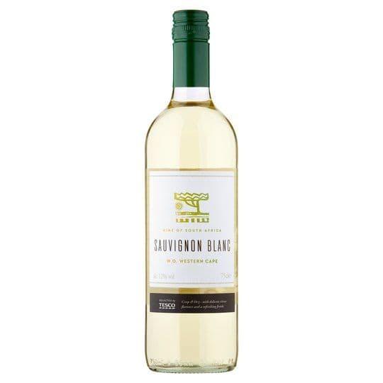 Tesco South African Sauvignon Blanc 75cl