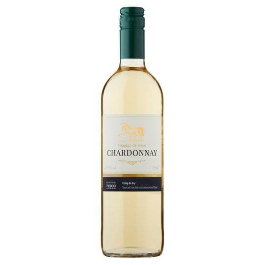 Tesco Spanish Chardonnay 75cl