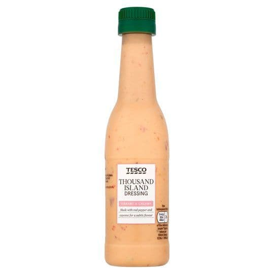 Tesco Thousand Island Dressing 250ml