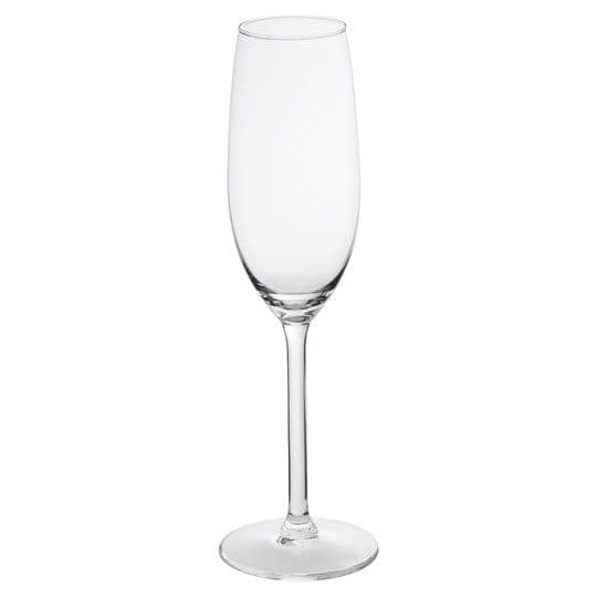 Tesco Timeless Classic Champagne Glass 4pk