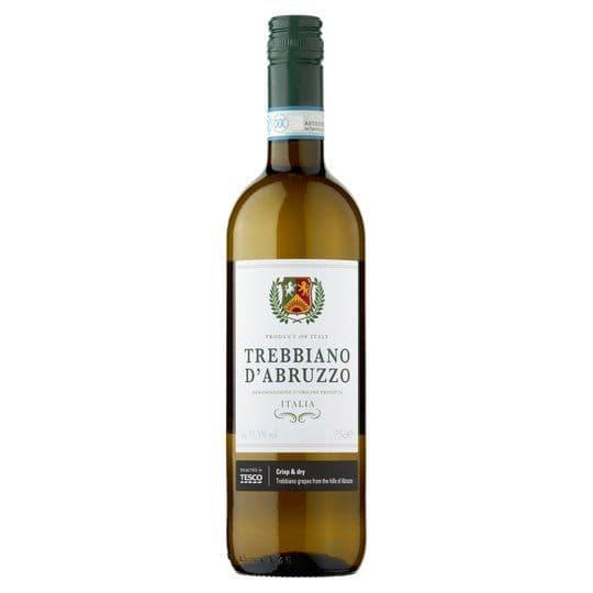 Tesco Trebbiano D'Abruzzo 75cl
