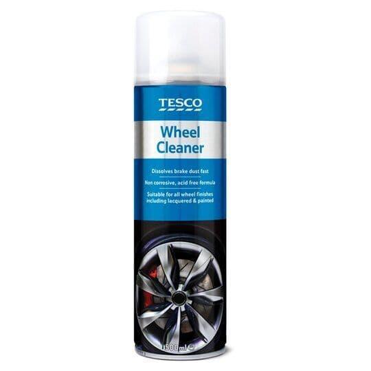 Tesco Wheel Cleaner 500ml