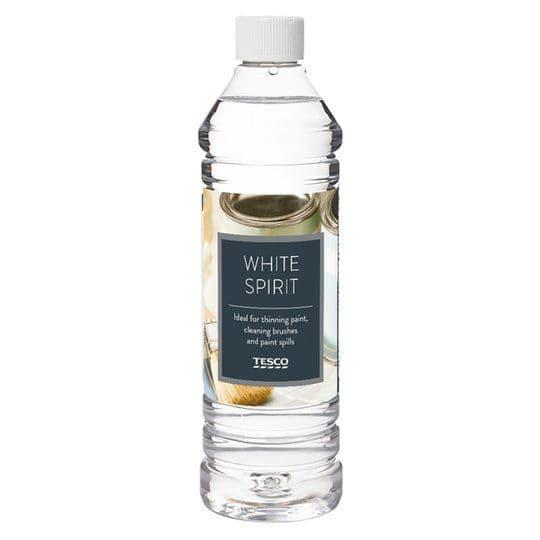 Tesco White Spirit 750ml