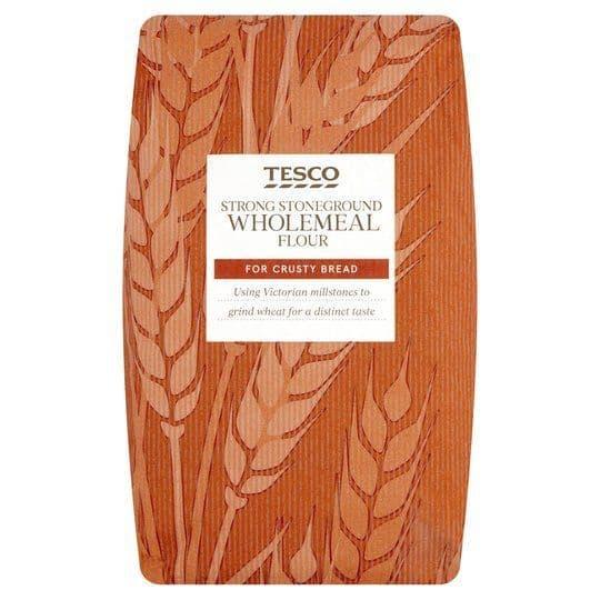 Tesco Wholemeal Flour 1.5kg