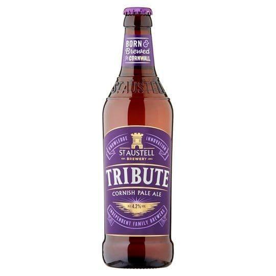 Tribute Cornwalls Pale Ale 500ml Bottle