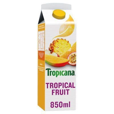 Tropicana Tropical Fruits 850ml