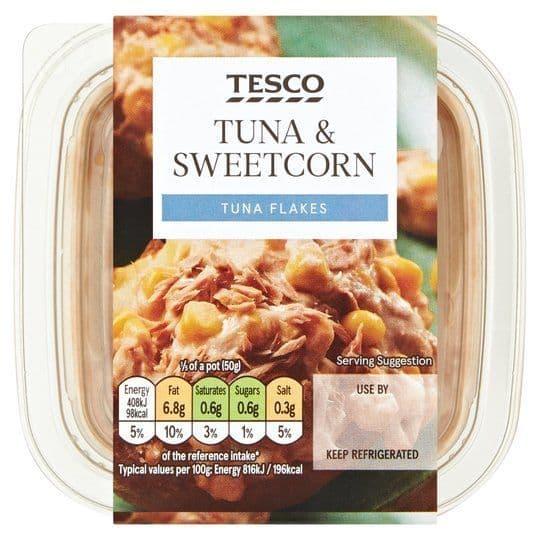 Tuna & Sweetcorn Sandwich Filler 250g