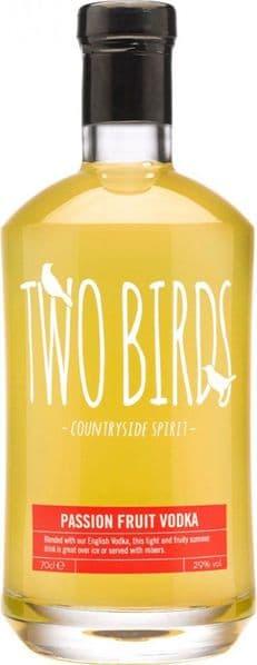 Two Birds Passion Fruit Vodka 70cl