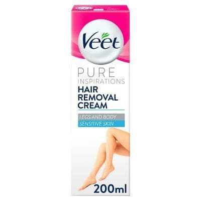 Veet Silky Fresh Hair Removal Cream 200ml