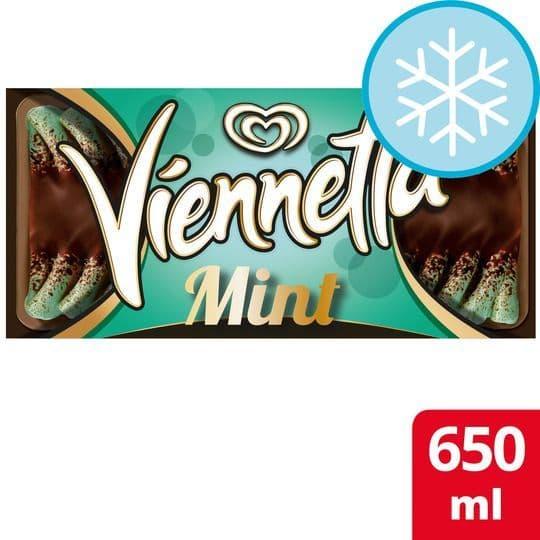 Walls Viennetta Mint 650ml