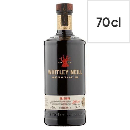 Whitley Neill Gin Original 70cl