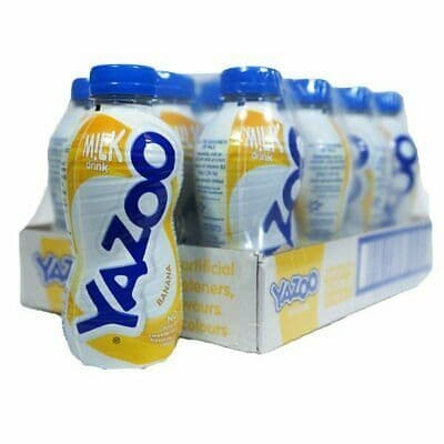 Yazoo Banana 10 Pack