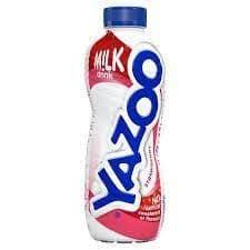 Yazoo Strawberry Milk 400ml