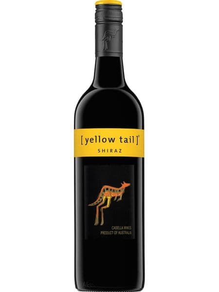 Yellow Tail Shiraz 75cl