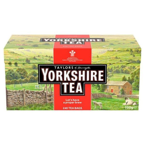 Yorkshire Tea 240 Tea Bags