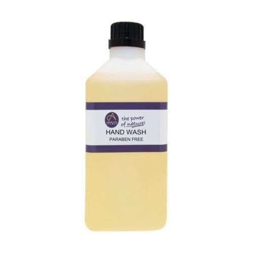 Absolute Aromas Base Range Hand Wash (Paraben Free)