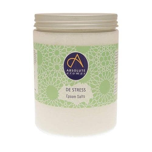 Absolute Aromas Distress Epsom Bath Salts