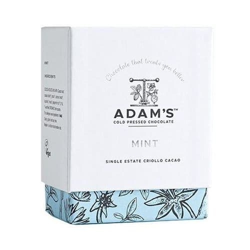 ADAM'S COLD PRESSED CHOCOLATE Mint Gift Box