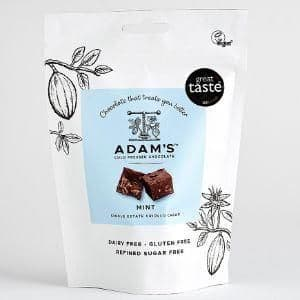 ADAM'S COLD PRESSED CHOCOLATE Mint Pouch