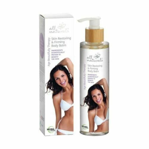 All Naturals Firming Natural & Organic Body Oil