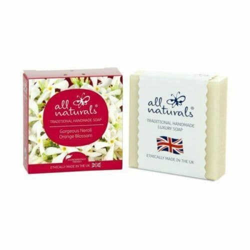 All Naturals Neroli Natural Organic Soap Bar