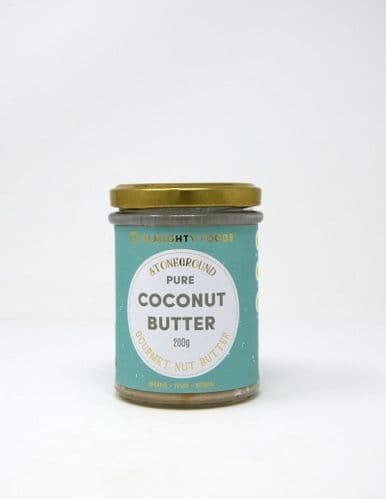 ALMIGHTY FOODS Pure Coconut Butter