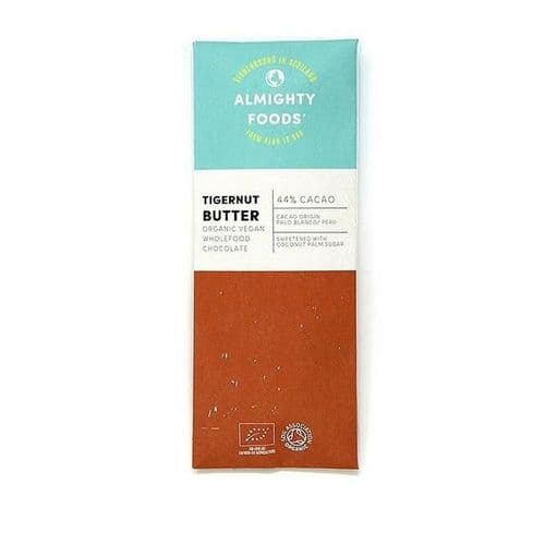 ALMIGHTY FOODS Tigernut Butter Chocolate