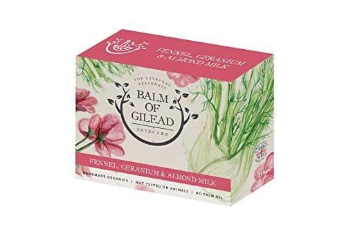 Balm of Gilead Skincare Sweet Fennel Geranium & Almond Milk Soap