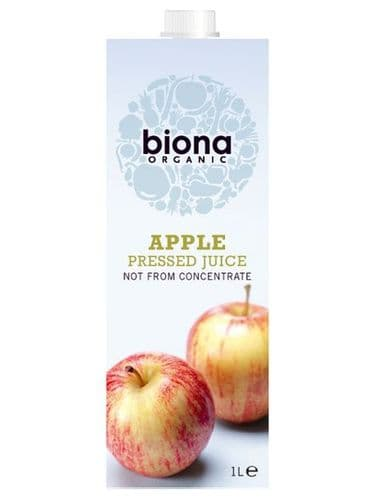 BIONA Organic Apple Juice Pressed