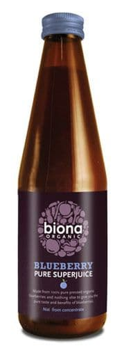 BIONA Organic Blueberry Juice