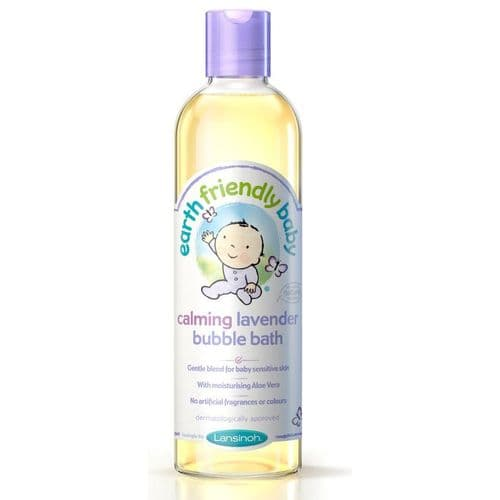Earth Friendly Baby Organic Lavender Bubblebath
