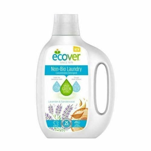 ECOVER Laundry Liquid Non Bio Concentrated