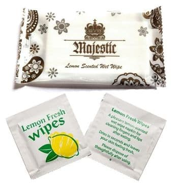 Scented Hand Wipes