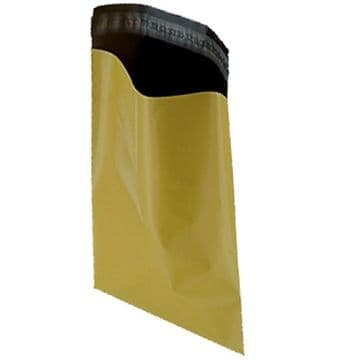 Yellow Mailing Bags