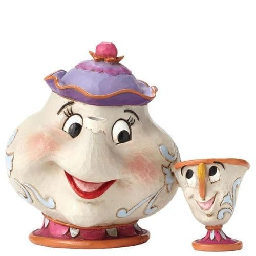 A Mother's Love - Mrs Potts and Chip Figurine