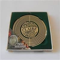 Claire Christmas Tree Decoration Spinner