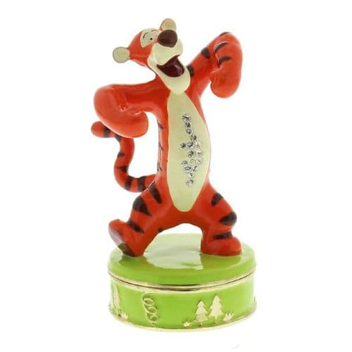 Disney Trinket Box - Tigger