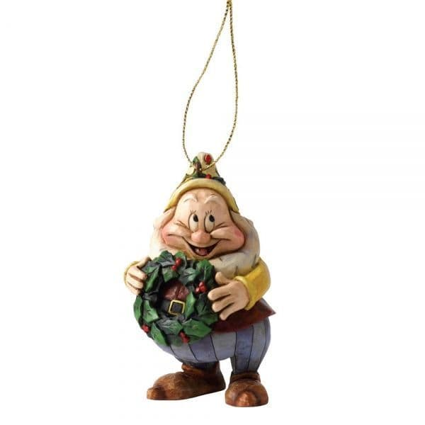 Happy Hanging Ornament